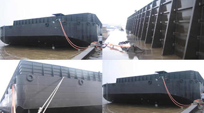 MAHRA 9 FLAT TOP BARGE 25,000 DWR   ghantootoffshoremarine com